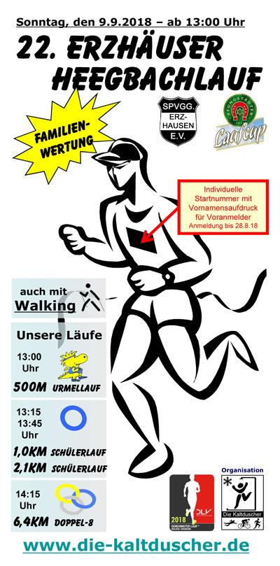 Download Ausschreibung 22. Heegbachlauf